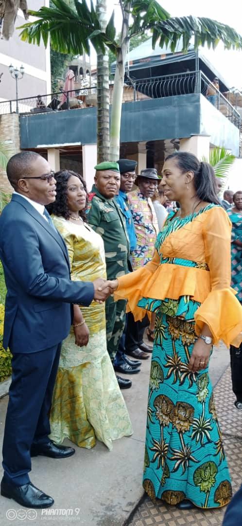 SUD-KIVU : Fin du séjour de l'honorable Présidente de l'Assemblée nationale Jeannine Mabunda LIOKO à Bukavu