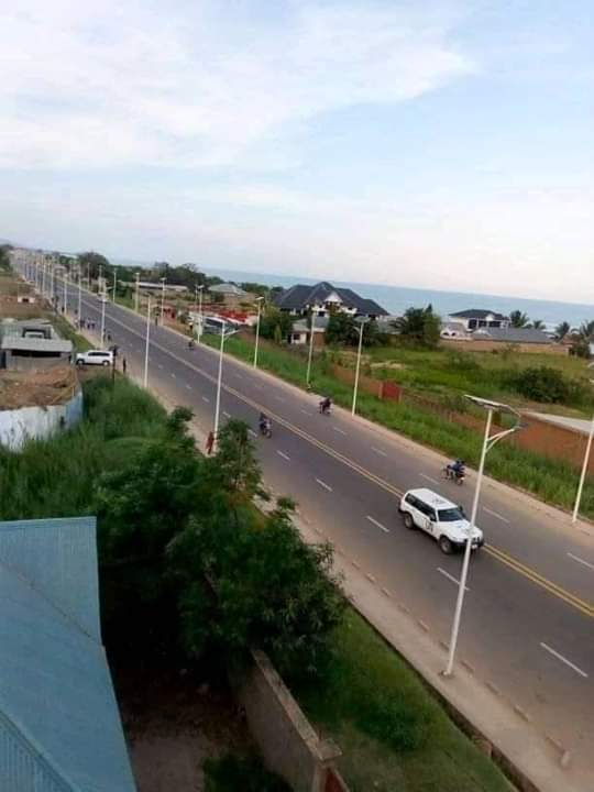 KALEMIE : Zoé Kabila décrète une ville sans construction anarchique.