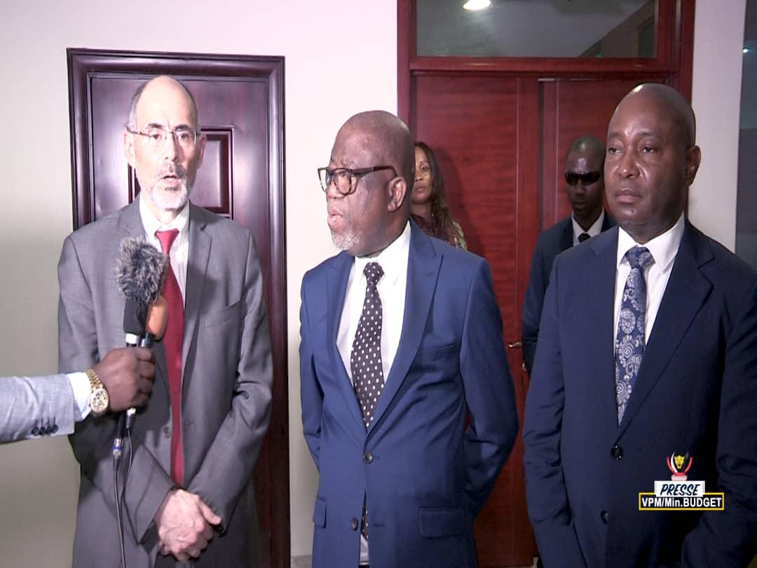 Budget:Les finances publiques entreprises par la RDC au centre d'une mission d'évaluation des réformes par le F.M l