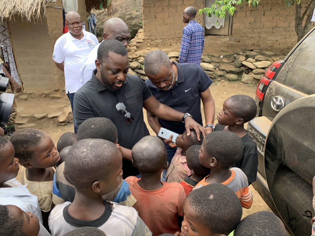 Tanganyika : Fin de la mission d'itinérance de Zoé Kabila à Kabimba.