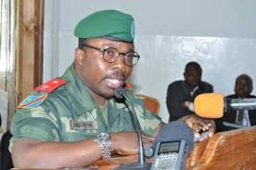 FARDC : Suspendu, le Général Delphin Kahimbi est remplacé par le général Mandiangu.