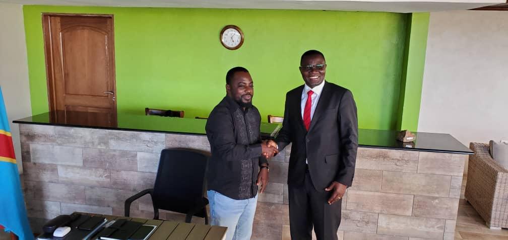 Tanganyika/ Installation de la Zone économique spéciale : Julien Paluku à Kalemie pour une mission d'étude.