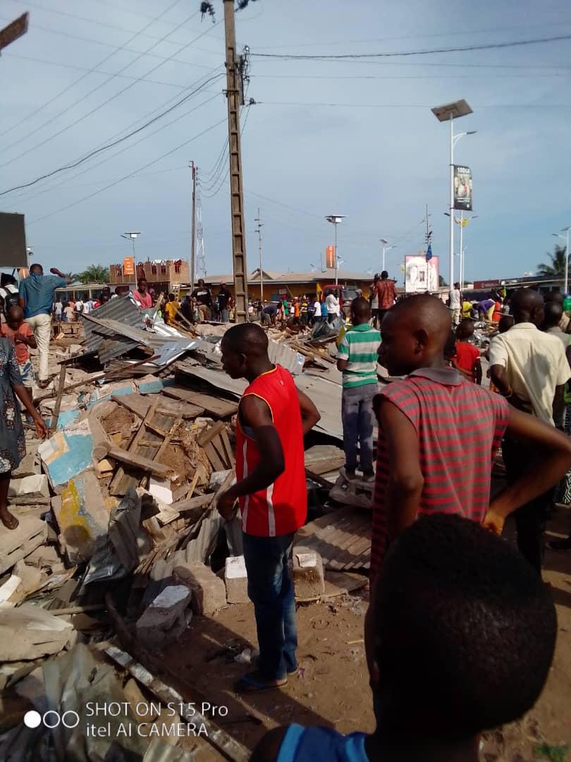 KALEMIE / Demande d'arrêt de démolition : Les élus provinciaux de l'opposition se cassent la gueule.