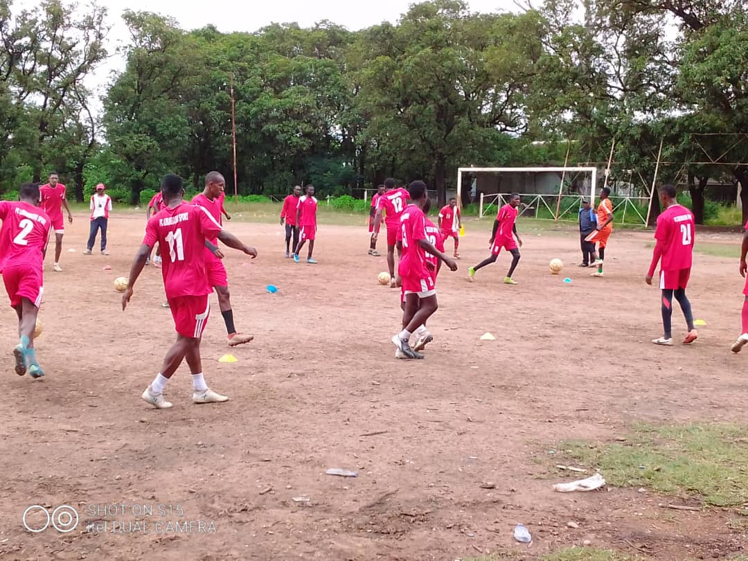 VL1 25ème Édition Phase retour : Lubumbashi sport sur le chemin du Leader