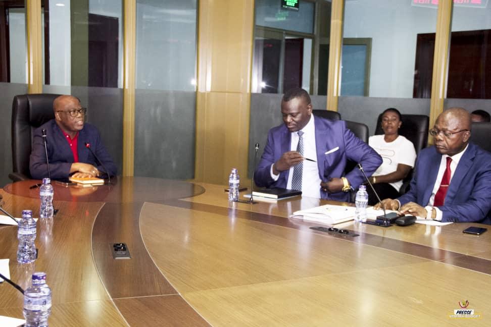 Gouvernement : La mobilisation de recettes,combat permanent pour les ministres Jean-Baudoin MAYO et Augustin Kibassa