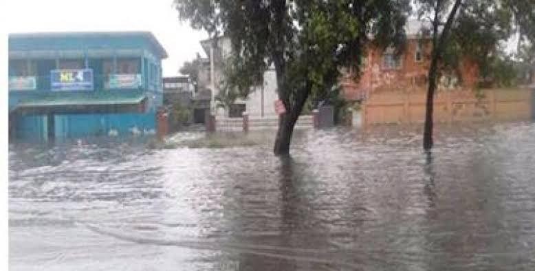 Kinshasa : Après la pluie…c'est Venise!