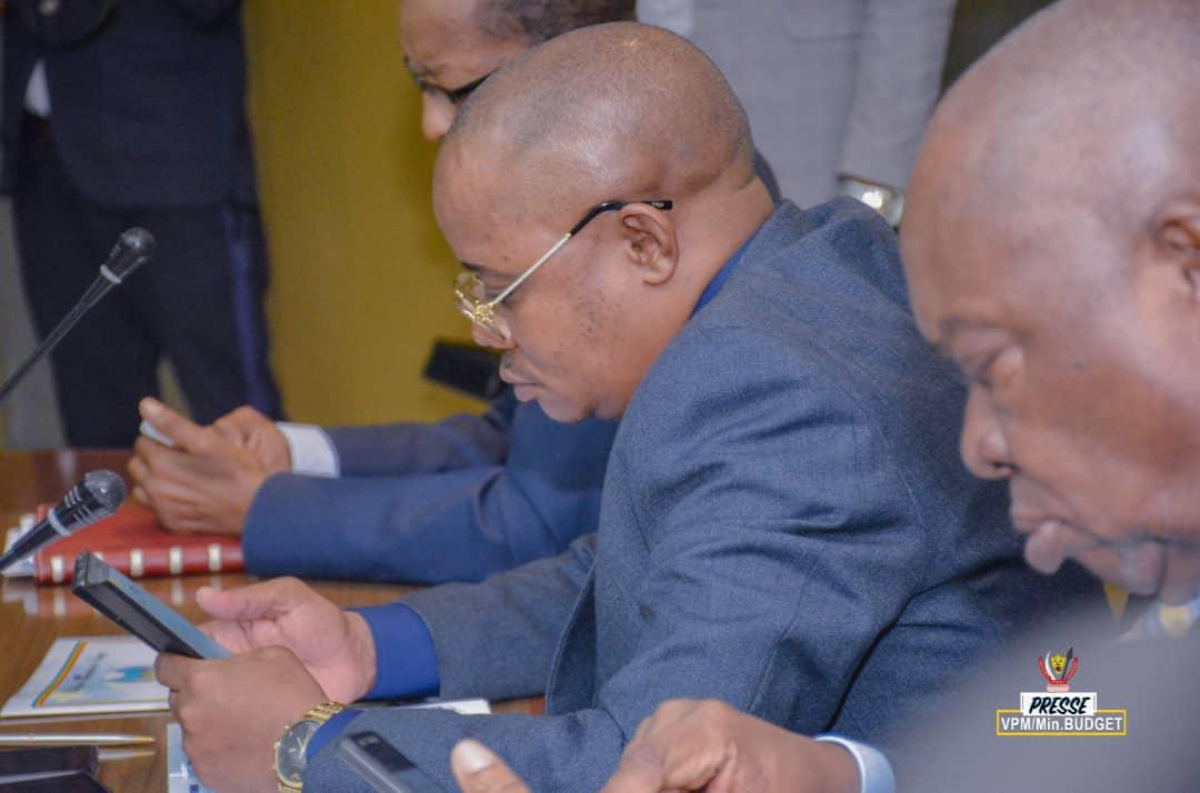 Ministère du budget : L'encadrement des mesures de mobilisation des recettes au cœur de la réunion mixte entre Mayo et les régies financières.