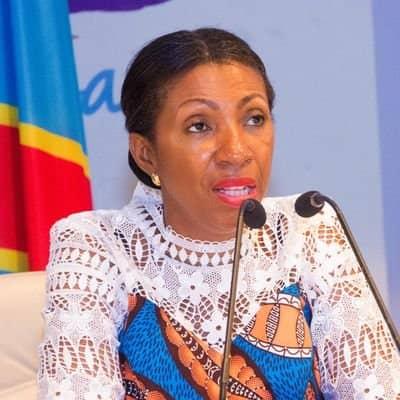 "JIF 2020 : Jeannine Mabunda encourage les femmes congolaises."""
