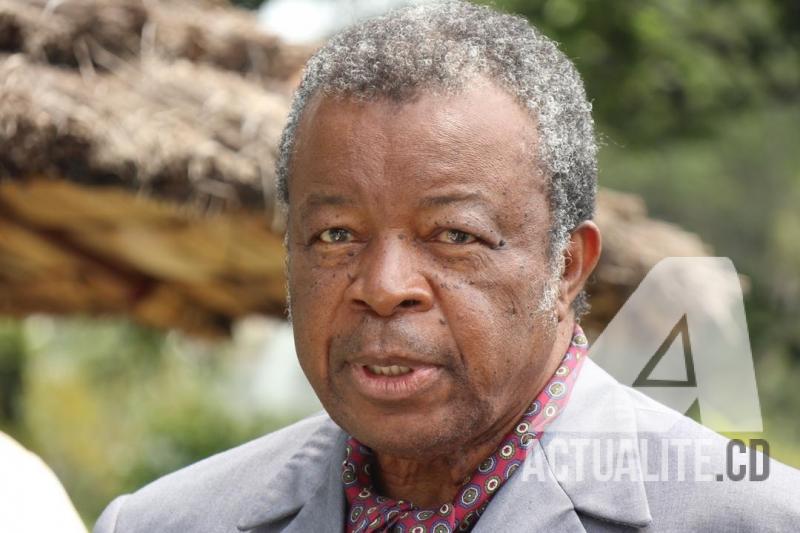 Assemblée nationale/Lutte contre Coronavirus : le Professeur Muyembe devant les élus.