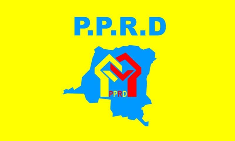 Parti politique/ PPRD : Le Coronavirus à la base de la suspension d'activités jusqu'à nouvel ordre.