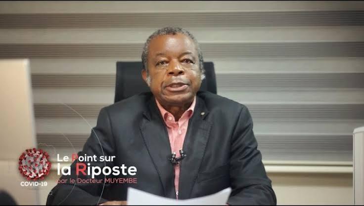 Lutte contre Coronavirus : La Chloroquine, traitement miracle? Dr Jean Jacques Muyembe répond.