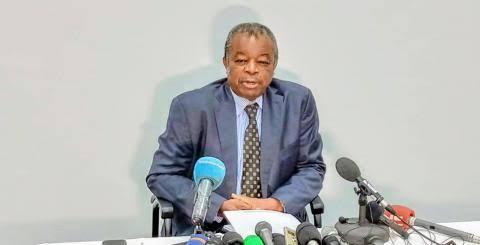 """Lutte contre Coronavirus : """"Le confinement général est inévitable pour Kinshasa"""" dixit Dr Jean-jacques Muyembe."""