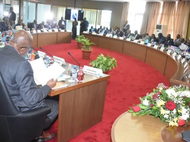 Coronavirus en RDC : les réunions du conseil des ministres sont suspendues à jusqu'à nouvel ordre.