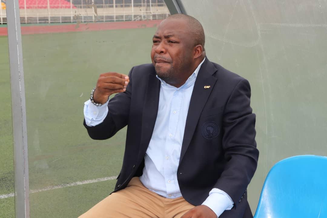 """RDC : """"Deux étoiles sans un seul stade moderne, l'urgence est là"""" Emmanuel Kande."""