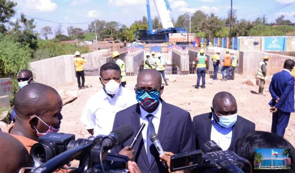 Haut-Katanga/ Lubumbashi : L'avenue Tshinyama bientôt accessible sur toute la longueur!