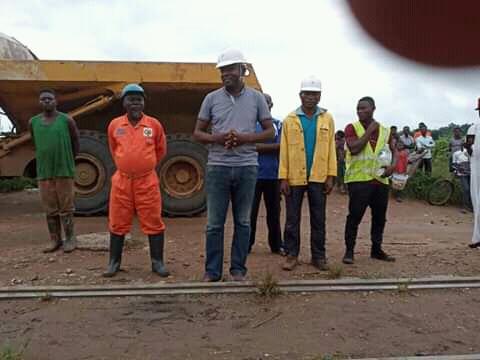 Tanganyika : Evolution à pas de tortue des travaux de réhabilitation du pont route-rail Lualaba faute des planches (Office des routes).