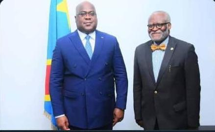 """Présidence de la République/Lutte anticorruption : """"Akere Muna est entièrement pris en charge par le PNUD"""", Kasongo Mwema Yamba Yamba Y'amba."""