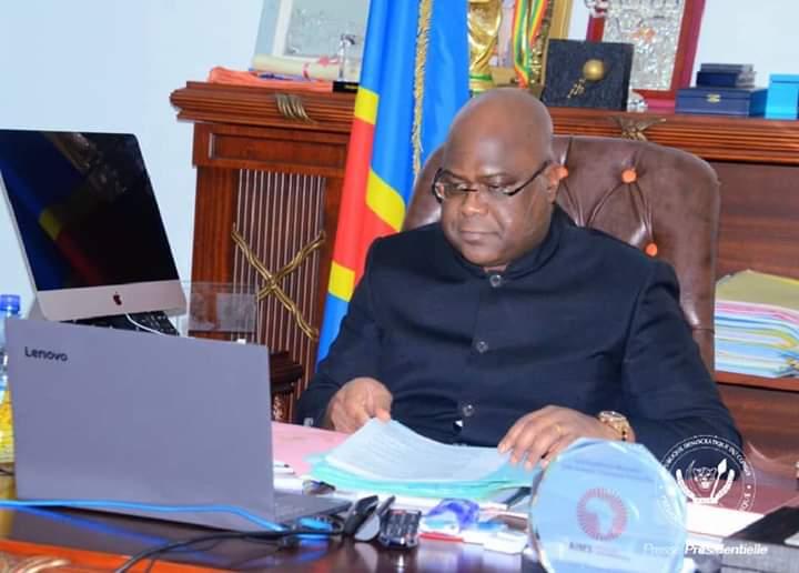 Présidence de la République : Un conseil des ministres en vidéoconférence, une première.