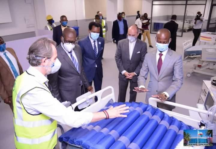 Lubumbashi : L'hôpital Jason Sendwe bientôt ultramodernisé…