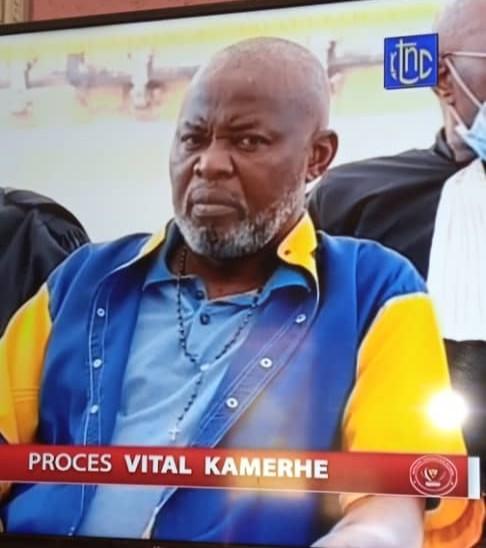 Procès Vital Kamerhe : La demande de libération provisoire de Vital Kamerhe à nouveau rejetée.