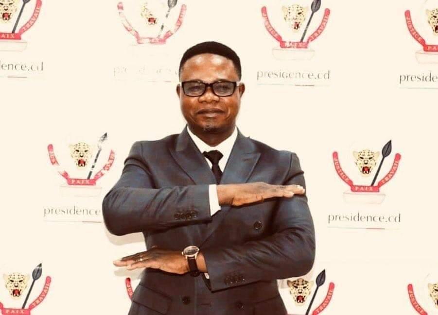 Présidence de la République :Le professeur Docteur Désiré Casimir Kolongole Eberande désigné directeur de cabinet ad intérim.