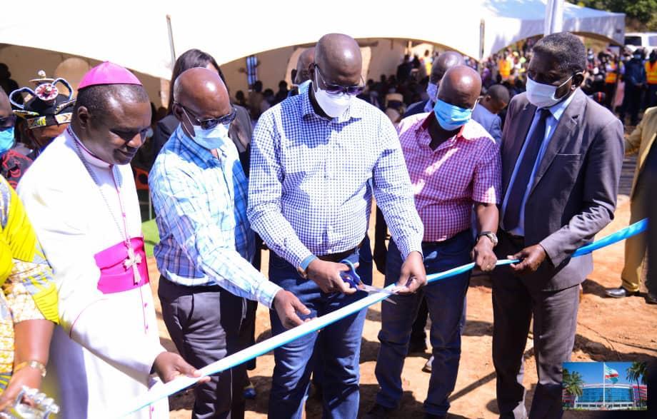 Haut-Katanga/Territoire de Kipushi : Electrifification des villages de la vallée de la Kafubu, Jacques Kyabula Katwe réussit le pari.