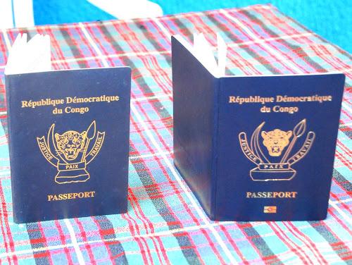 Affaires étrangères : Bientôt la baisse du prix du passeport congolais.