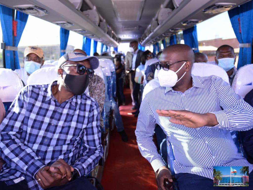 Haut-Katanga : Jacques KYABULA KATWE, sous orbite des spéculateurs et ennemis du développement.