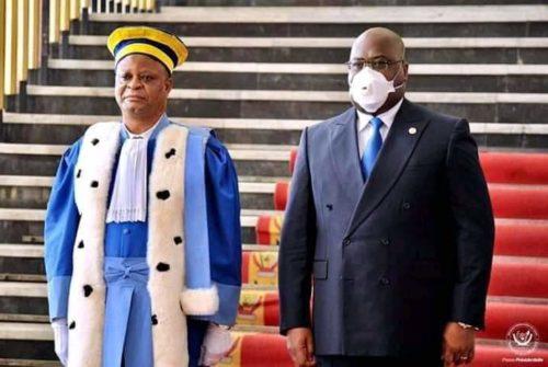 RDC/Magistrature : Le nouveau PG près la Cour Constitutionnelle, Jean Paul Mukolo a prêté serment ce mardi 2 Juin.