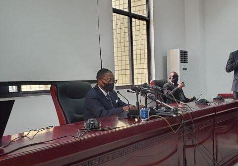 Lutte contre Coronavirus : Le ministre David-Jolino Makelele guéri du coronavirus.