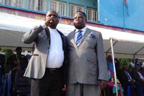 Kwango : Jean-Marie Tamatha, gouverneur de province, vient de démissionner.