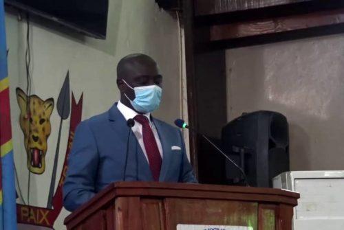 Lutte contre Coronavirus/Lualaba : Le gouvernement provincial confirme aux députés provinciaux la présence des cas positifs.