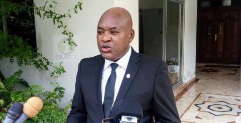 FCC : Le Professeur Tshibangu Kalala quitte officiellement le bateau.