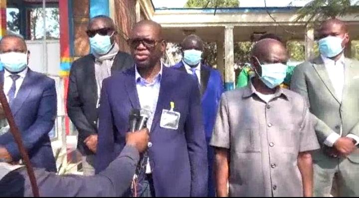 Haut-Katanga : Le Gouverneur Jacques KYABULA contre les antivaleurs.