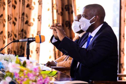 Haut-Katanga : Jacques Kyabula Katwe s'en va en guerre contre les tensions tribales et la politisation des problèmes sociaux