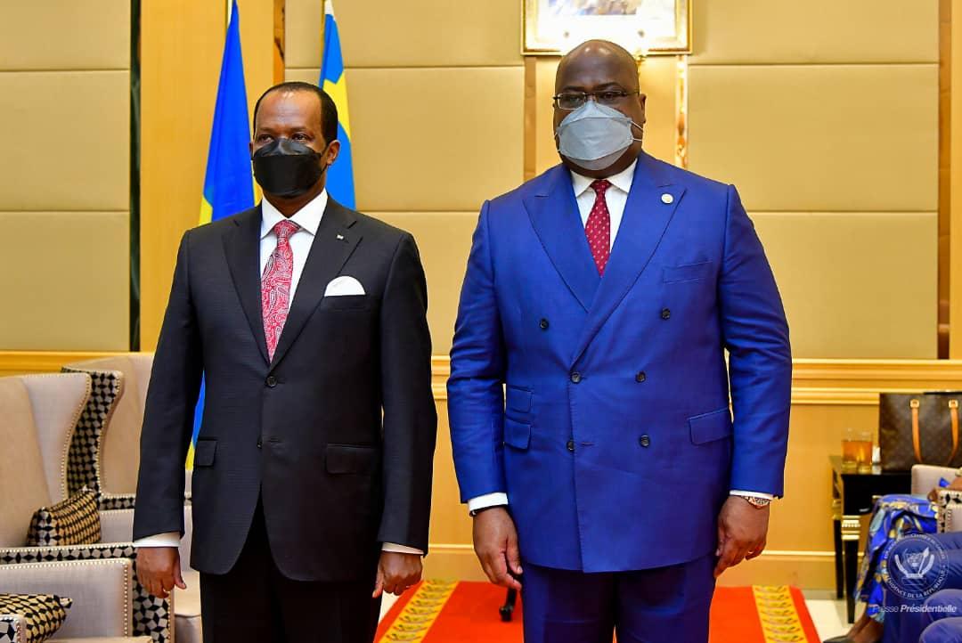 DIPLOMATIE : DES NOUVEAUX AMBASSADEURS ACCREDITES A KINSHASA PAR LONDRES ET KIGALI.