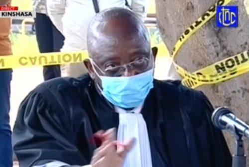 Félix TSHISEKEDI honore la mémoire des Magistrats NTAMBWE Wa Kaniki et YANYI Ovungu