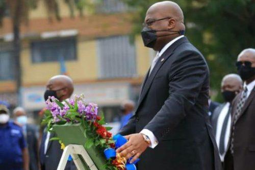 Cour de cassation : Félix Antoine Tshisekedi rend un dernier hommage au Magistrat Dominique Ntambwe Kaniki.