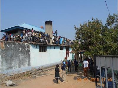 Evasion de Buluo: Deux acteurs de l'industrie criminelle jugés et  condamnés au Tanganyika se  seraient évadés de la prison de Likasi.
