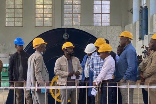 TANGANYIKA : La 2ème turbine du barrage de Force Bendera bientôt fonctionnelle.