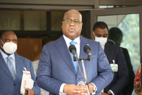 Coalition FCC-CACH : Les accords tiennent toujours confirme Félix Tshisekedi.