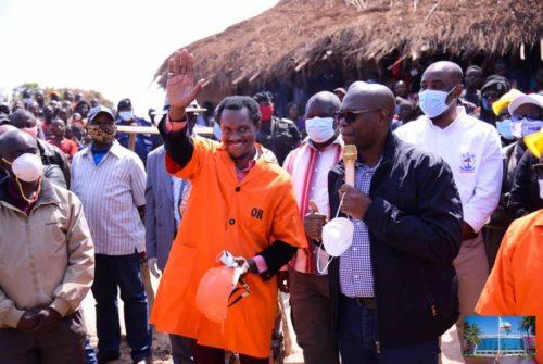 Haut-Katanga : Plus que déterminé, Jacques KYABULA poursuit  l'opération zéro trou.