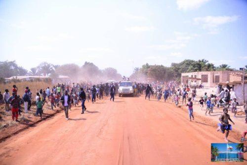 Haut-Katanga : L'axe Kasenga-Pweto déjà en réhabilitation.