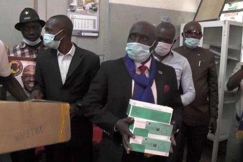 Lutte contre Coronavirus/Kalemie : L'UNADEF apporte sa contribution à l'éradication de la pandémie.