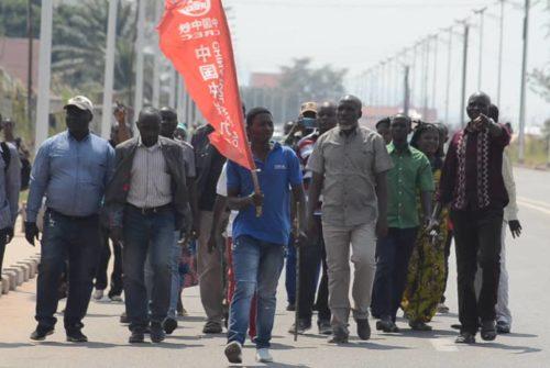 Kalemie : Résistance populaire face au projet d'extension du réseau routier  dans le site de Kahinda.