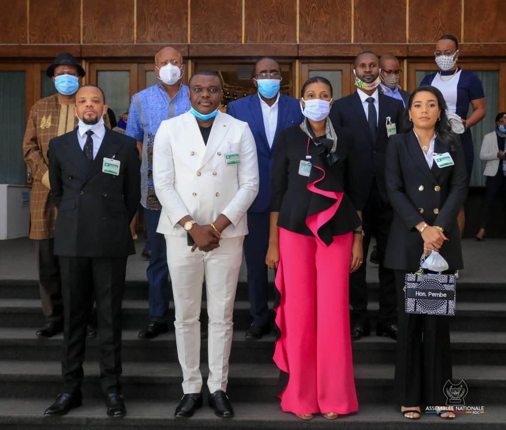 Assemblée Nationale/Réseau des jeunes parlementaires : Mabunda installe officiellement un comité illégitime.
