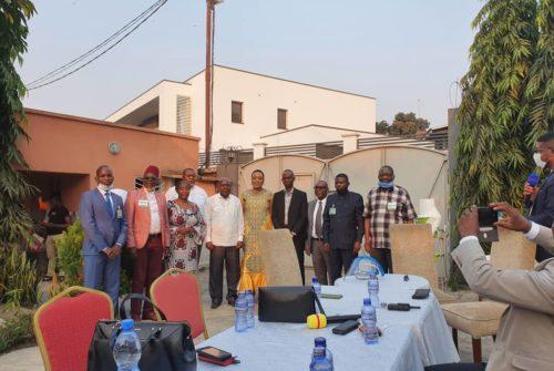 Rassemblement des Députés Katangais : Le nouveau comité enfin installé.