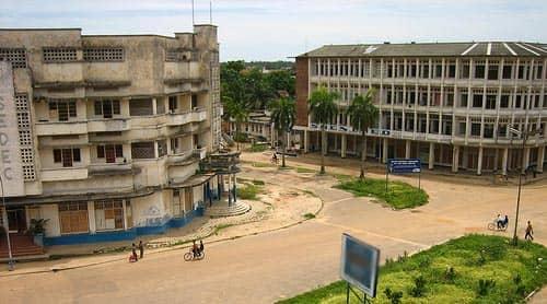 KISANGANI : Les jeunes dans la rue ce mardi 28 Juillet pour le départ du gouverneur de la Tshopo.