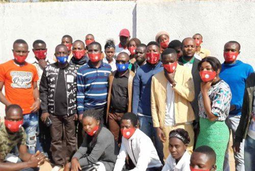 Lutte contre Coronavirus/Lubumbashi : l'ONG AJDC s'investit à barrer la route au coronavirus.