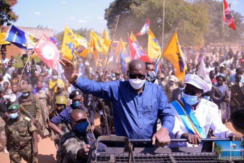 Haut-Katanga/Territoire de Pweto : Mobilisation spontanée à Kilwa pour un accueil en pompe de Jacques Kyabula.
